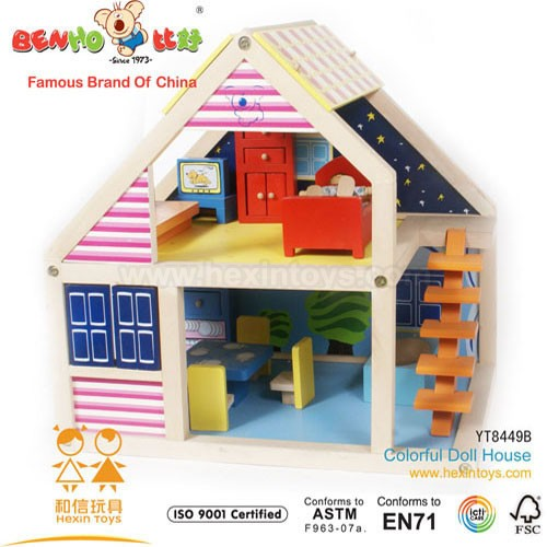 Colorful Doll House  » YT8449B