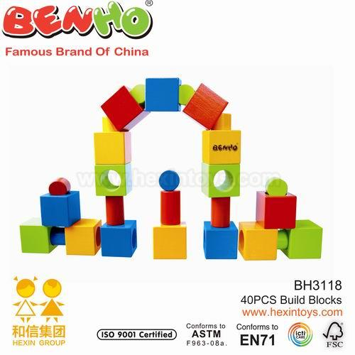 40pcs build blocks  » BH3118