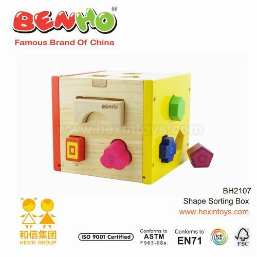 Shape Sorting Box » BH2107
