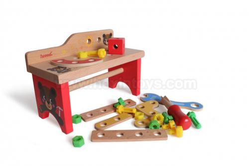 Wooden Toy Workbench » 13016